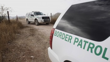 Border Agent Killed